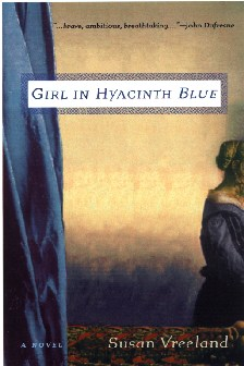 an analysis of the vermeer painting in girl in hyacinth blue by susan vreeland Girl in hyacinth blue by susan vreeland overview in eight quasi-connected stories, susan vreeland delivers a fictional lesson on aesthetics set amidst human sorrow and historic chaos, the narrative follows an imagined vermeer painting from the present day through 330 years of its provenance--beginning with its willful.