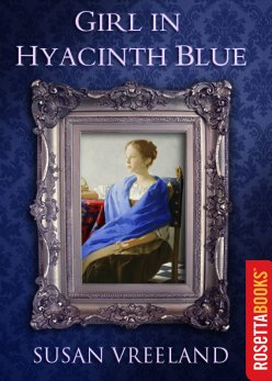 Ebook Cover for Girl in Hyacinth Blue