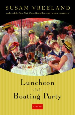 Luncheon Of The Boating Party of the Boating Party