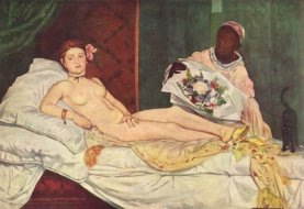 Manet: Olympia