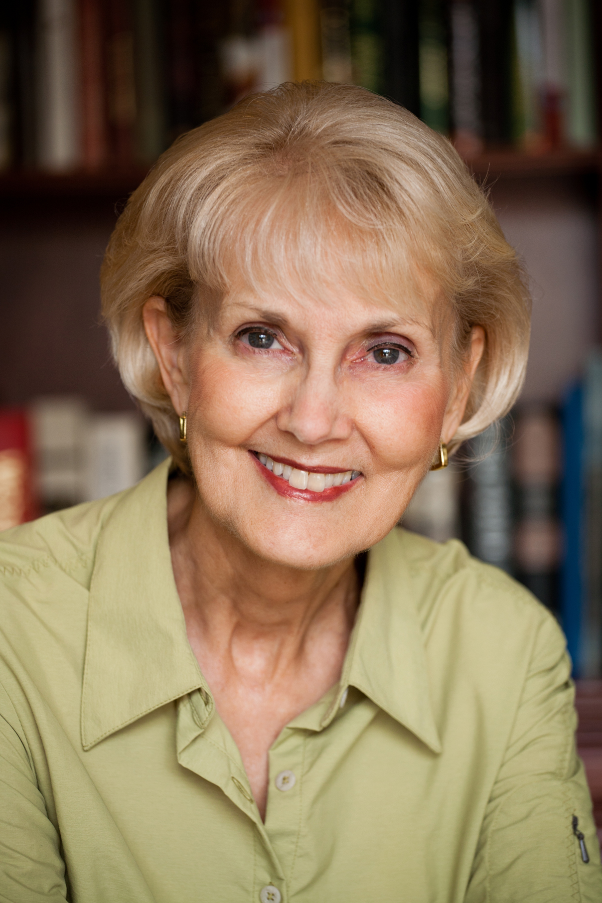 Photo of Susan Vreeland
