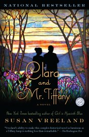 Cover for: Clara and Mr. Tiffany