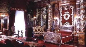 Bedroom of Frederick Vanderbilt, Vanderbilt Mansion